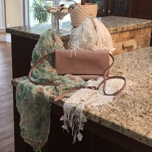 Beautiful Spring/Summer Scarves and Core Life Bag